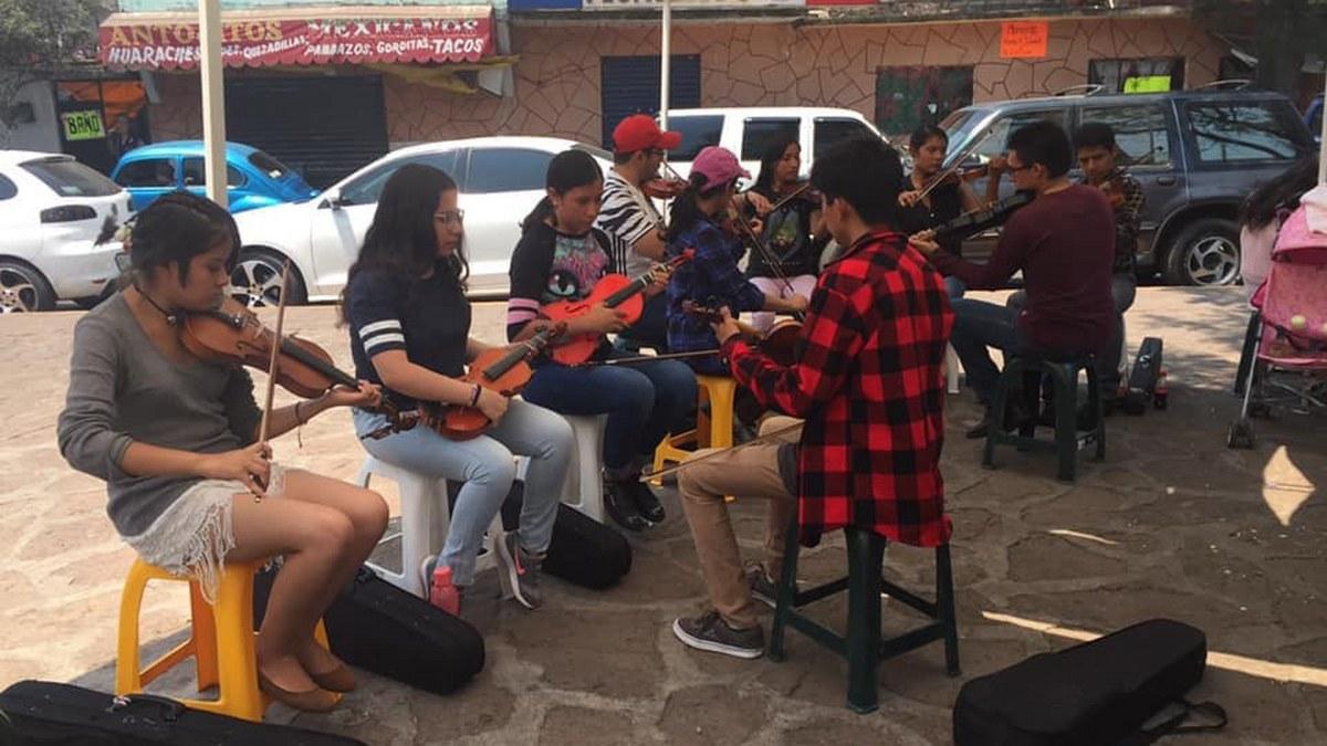 Mujeres a las que un proyecto comunitario de música en la GAM cambió sus vidas 1