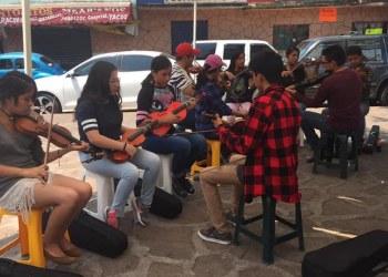Jóvenes Orquestas, orquestando la lucha diariamente para sobrevivir en la GAM 1