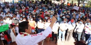 Mario Moreno sí les cree a las mujeres; sí romperá el patriarcado en Guerrero, afirma 13