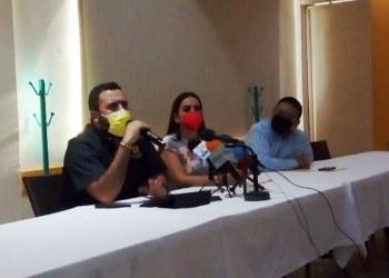 PRI y PRD denuncian a alcaldesa de Acapulco por promoverse con vacunación antiCovid 6