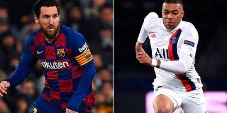 PSG elimina al Barcelona de la Champions League 1