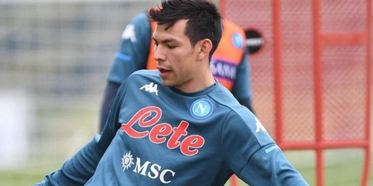 """Juventus podría traer al """"Chucky"""" Lozano la siguiente temporada 1"""