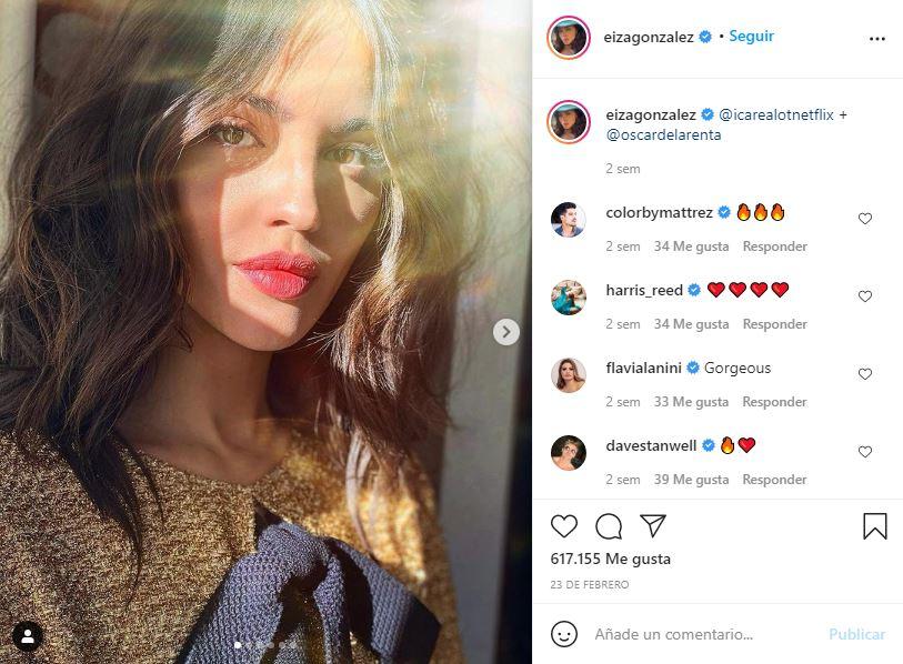 ¡Imponiendo tendencias! Eiza González presume nuevo look 1
