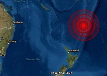 Tercer terremoto sacude Nueva Zelanda; emiten nueva alerta por tsunami 2