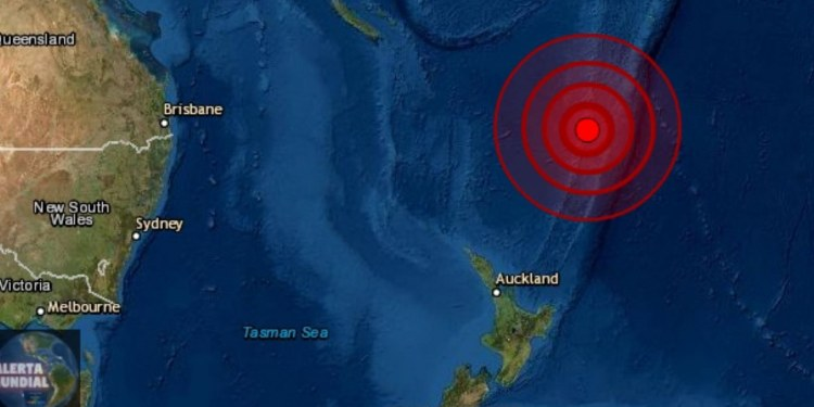 Tercer terremoto sacude Nueva Zelanda; emiten nueva alerta por tsunami 1