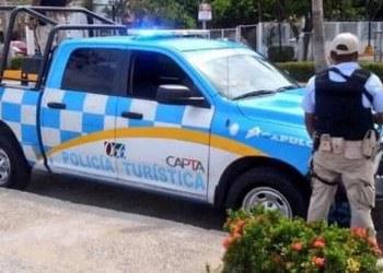Hombres armados asaltan banco en la Costera de Acapulco 7
