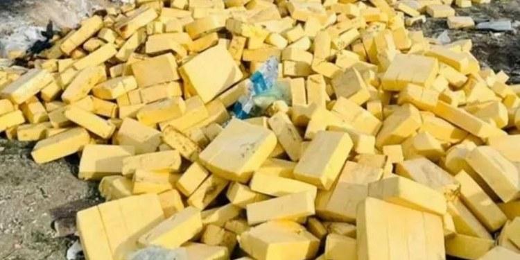 Destruyen 10 toneladas de queso menonita contaminado en Chihuahua 1