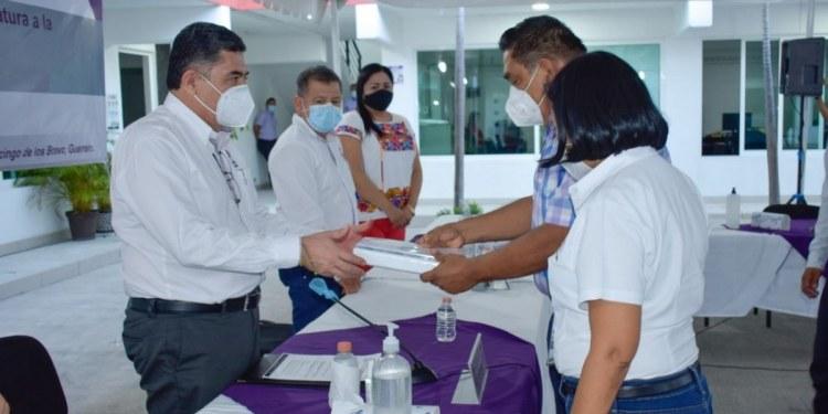 PES va con Dolores Huerta por la gubernatura de Guerrero 1