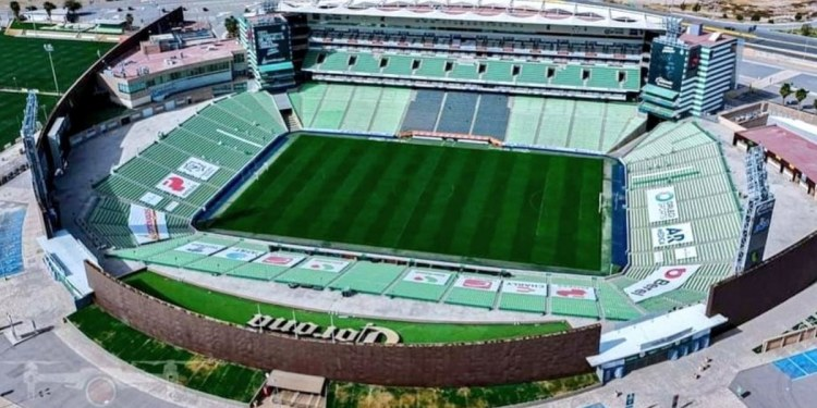Santos abrirá las puertas del Estadio Corona para el duelo ante Necaxa 1