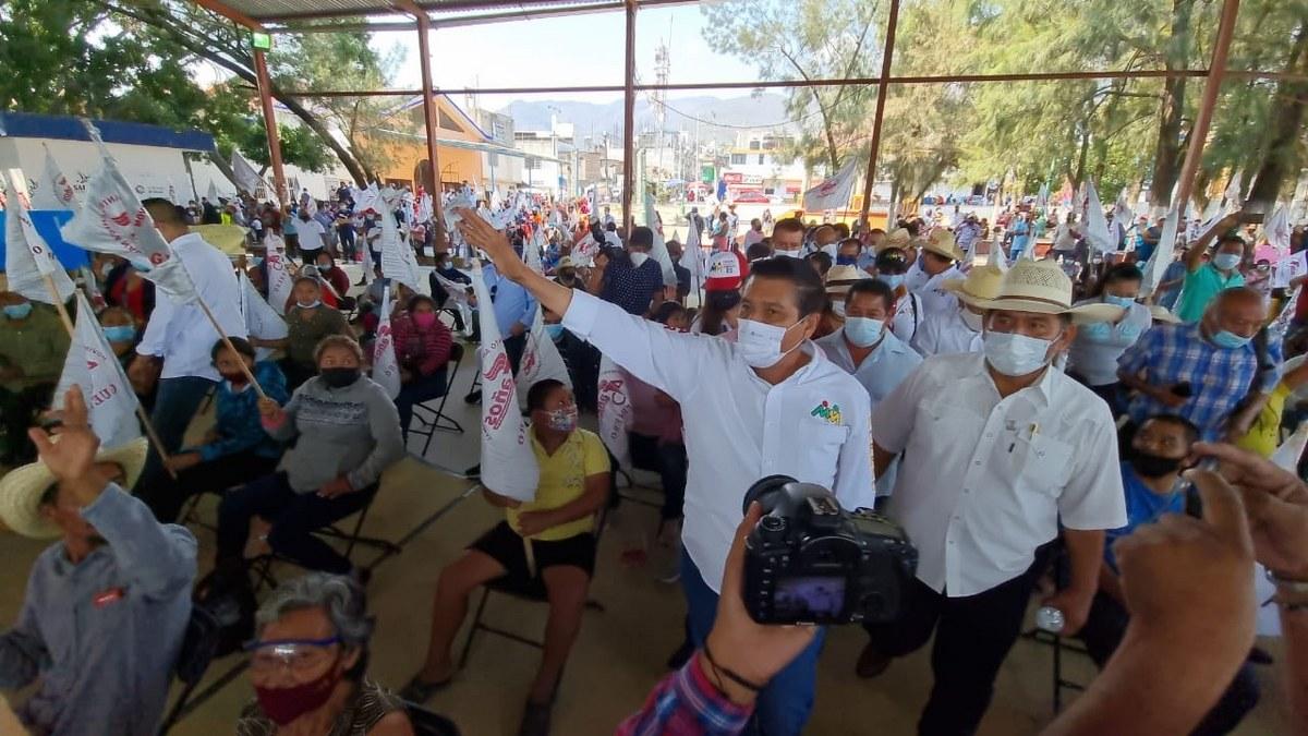Mario Moreno sigue creciendo, suma apoyos de Antorcha Campesina en Guerrero 4