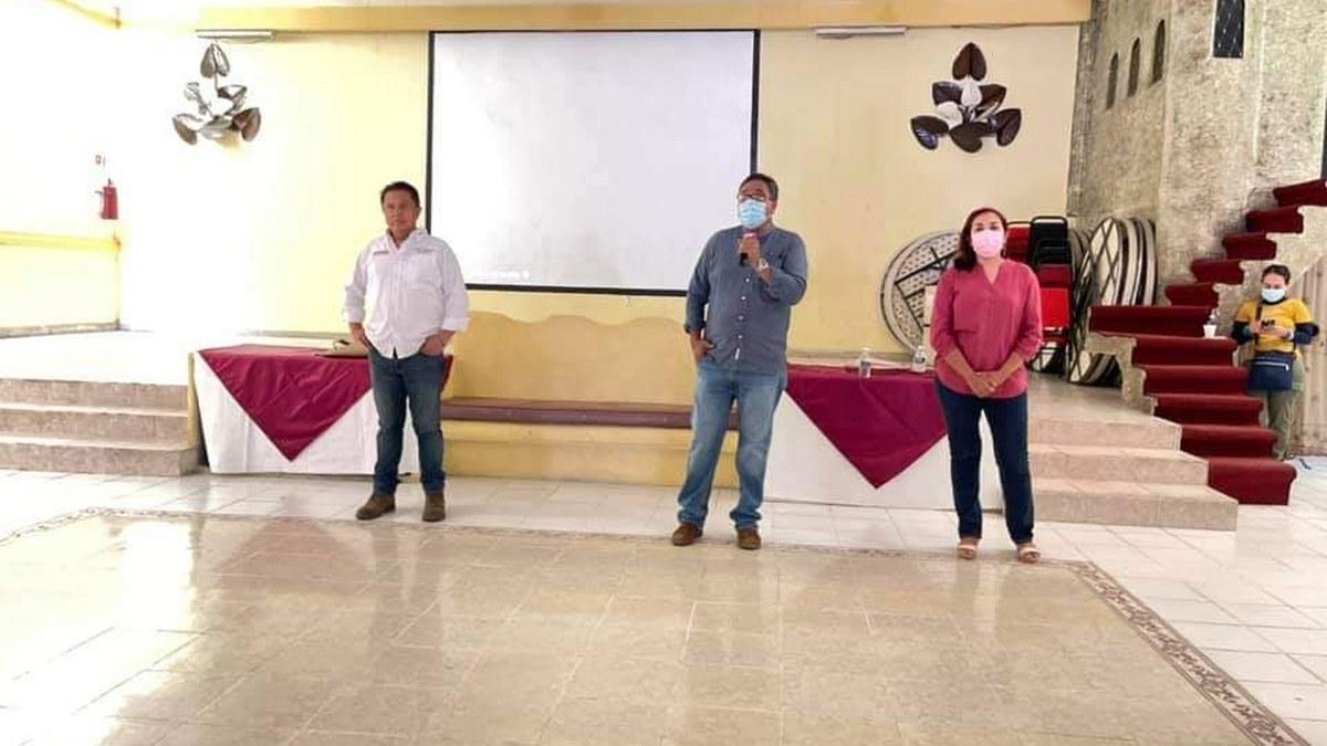 Organizan capacitación para candidatos de Morena a las alcaldías de Guerrero en Acapulco 1