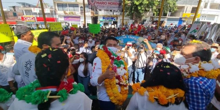 Guerrero: Alianza PRI-PRD con más de 200 mil votos arriba de Morena, afirma Ángel Aguirre 1