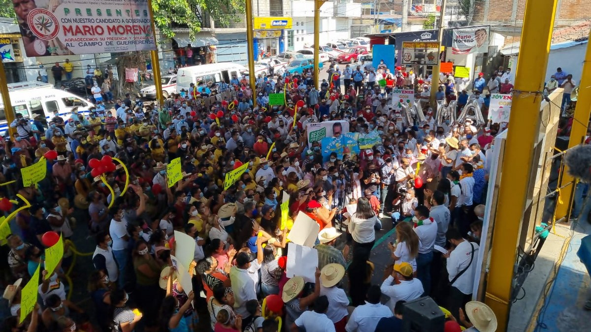 Será aliado permanente de AMLO, dice Mario Moreno; Guerrero necesita progreso y desarrollo 1