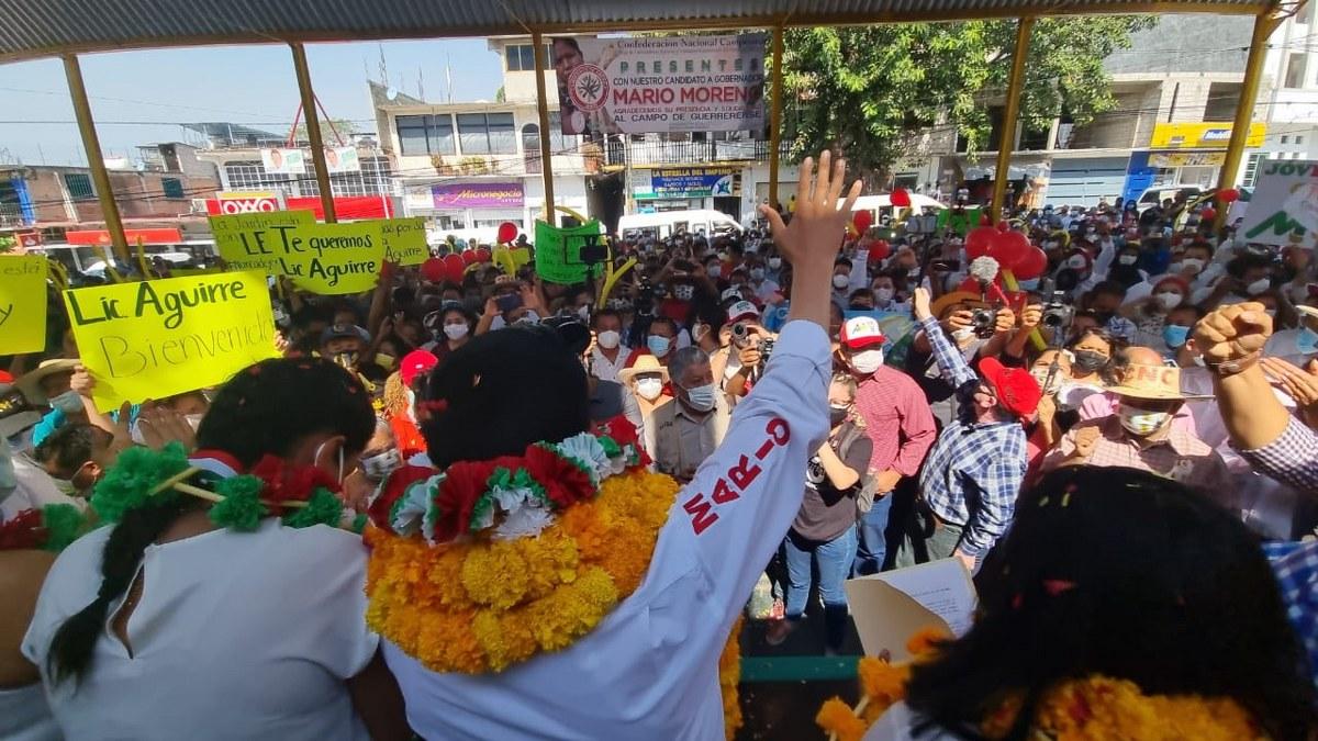 Guerrero: Alianza PRI-PRD con más de 200 mil votos arriba de Morena, afirma Ángel Aguirre 3