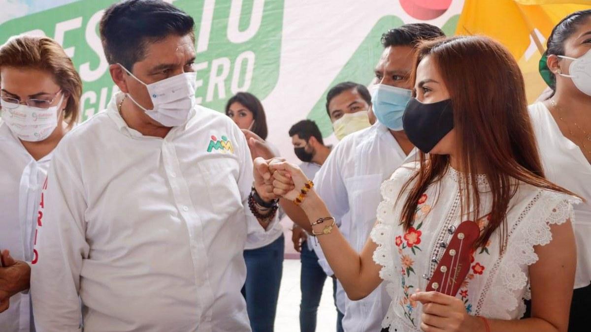 Mario Moreno, el candidato de los jóvenes de Guerrero, 'habrá un antes y un después', afirma 7