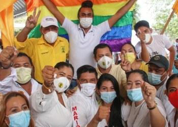 Mario Moreno, el candidato de los jóvenes de Guerrero, 'habrá un antes y un después', afirma 8