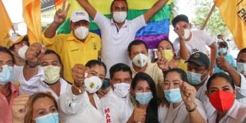 Mario Moreno, el candidato de los jóvenes de Guerrero, 'habrá un antes y un después', afirma 53