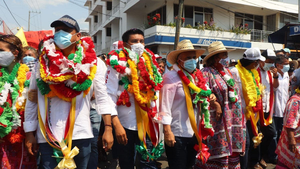 Mario Moreno será el gobernador de la salud; miles lo respaldan en Ometepec 5