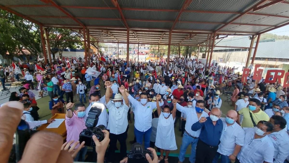 Mario Moreno sigue creciendo, suma apoyos de Antorcha Campesina en Guerrero 1