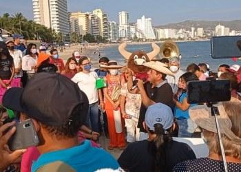 """Félix Salgado alista protesta para incendiar el INE: llegarán """"con antorchas encendidas', dice 6"""