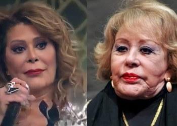 Así fue la vez que Alejandra Guzmán lloró porque Enrique golpeó a Silvia Pinal 5