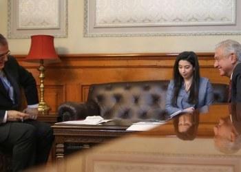 López Obrador y Kamala Harris conversan sobre migración 9