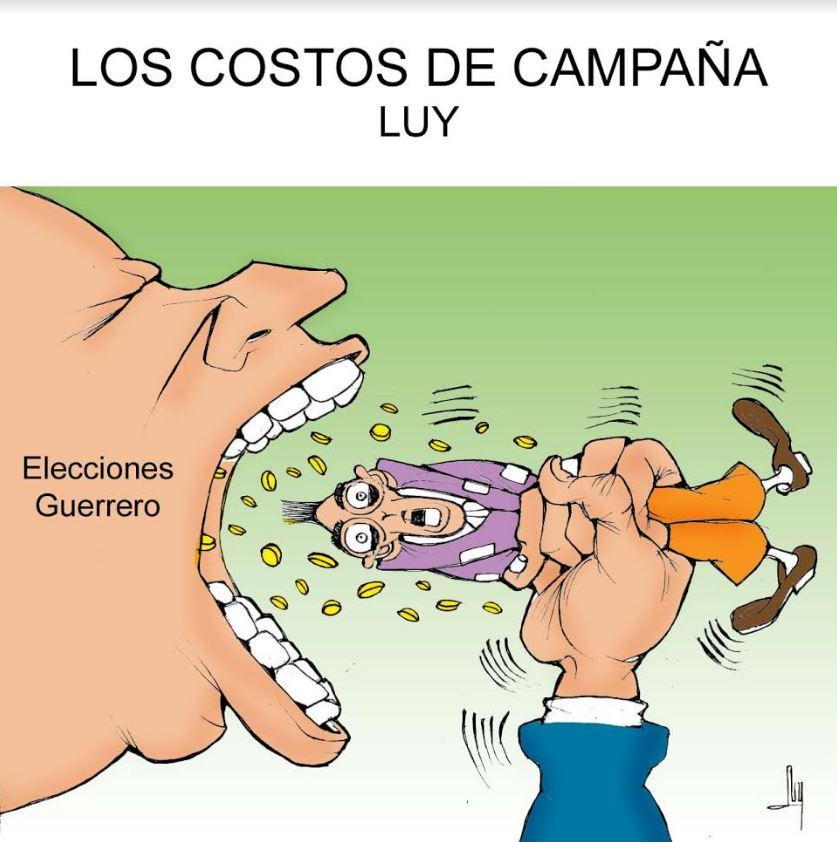Los costos de campaña | Luy 2