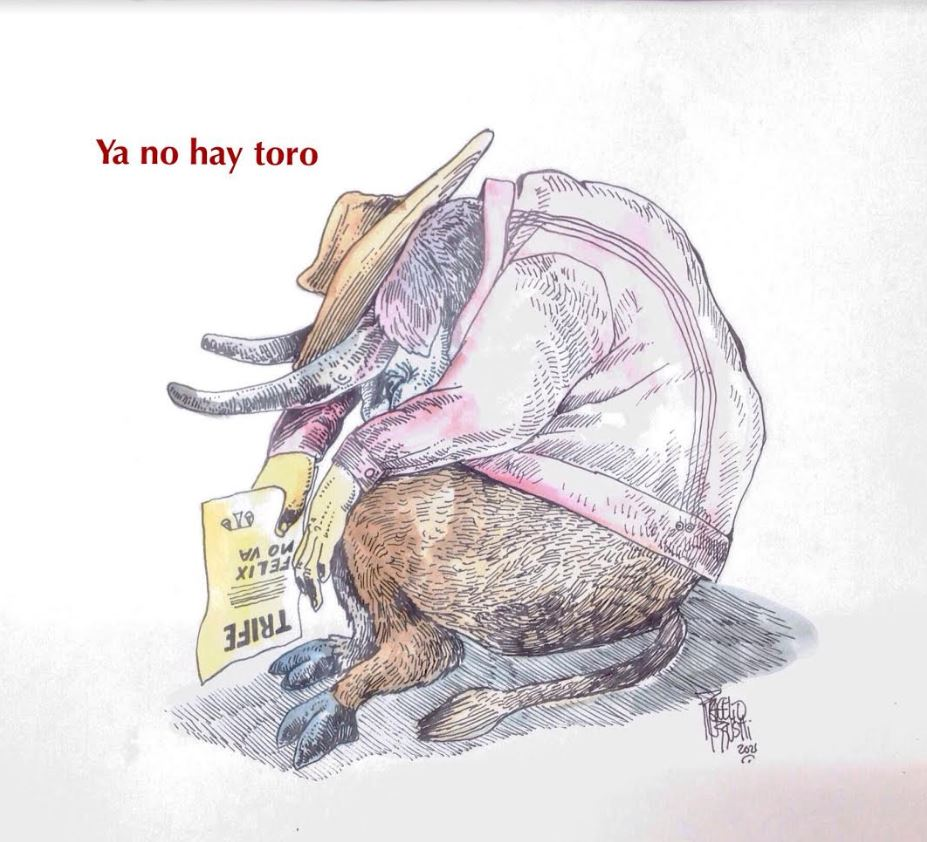 Ya no hay toro | Urrusti 2