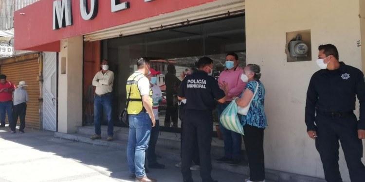 Colonos de Chilpancingo buscan recuperar predio donado para construir un velatorio 1
