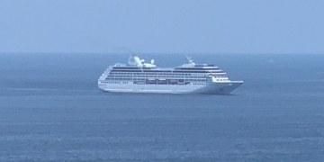 Arriba crucero a Acapulco para reparaciones; más de un año sin turistas 1