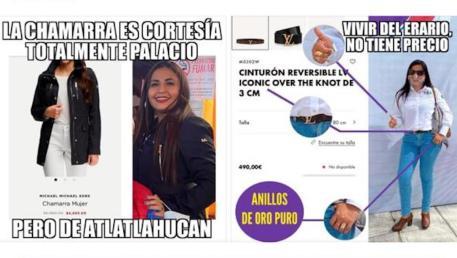 ¡El colmo!; exhiben lujos de la familia del alcalde Atlatlahucan, Morelos 1