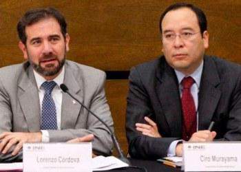 Lorenzo Córdova y Ciro Murayama serán candidatos del PRIAN, acusa Morena 7