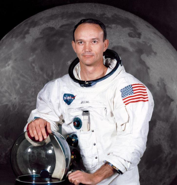 Fallece Michael Collins, astronauta que participó en la misión Apolo 11 de 1969 1