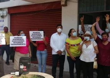 Basta de que se burlen de nosotros, dicen morenistas de Nacajuca en Tabasco 11