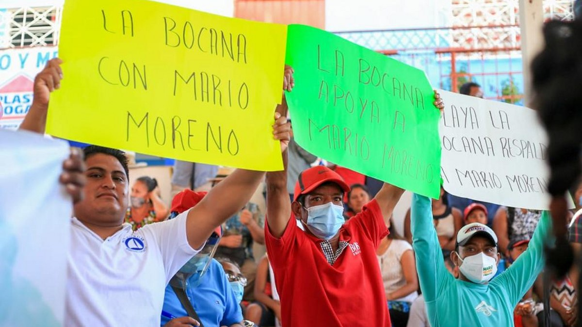 Alianza PRI-PRD se consolida en Montaña y Costa Chica; Mario Moreno toca corazones 5
