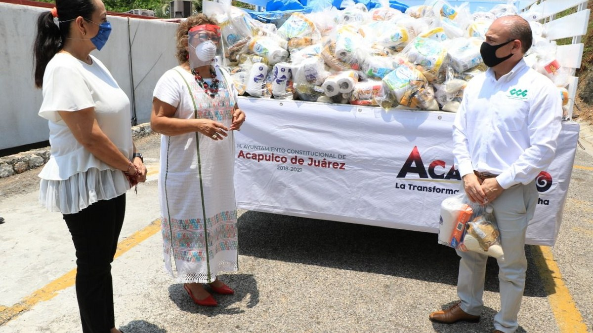 Adela Román dio 12 millones de pesos a 'empresa' oaxaqueña por manejo del predial en Acapulco 2