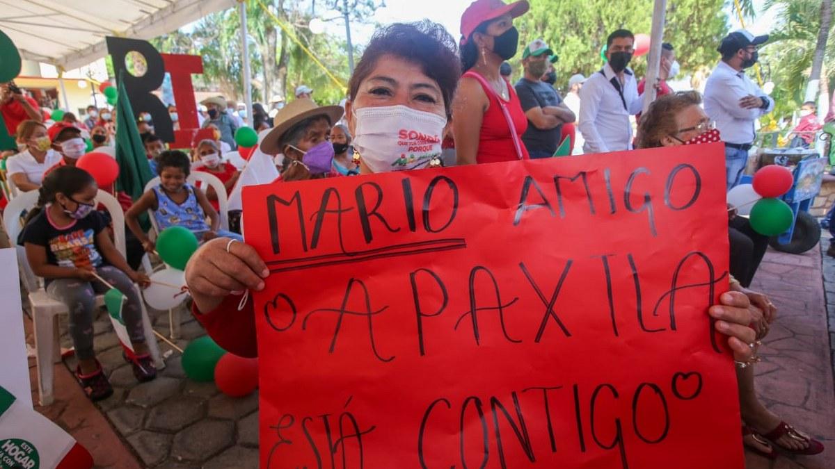 Mario Moreno gana la encuesta real; miles de guerrerenses se le suman todos los días 9