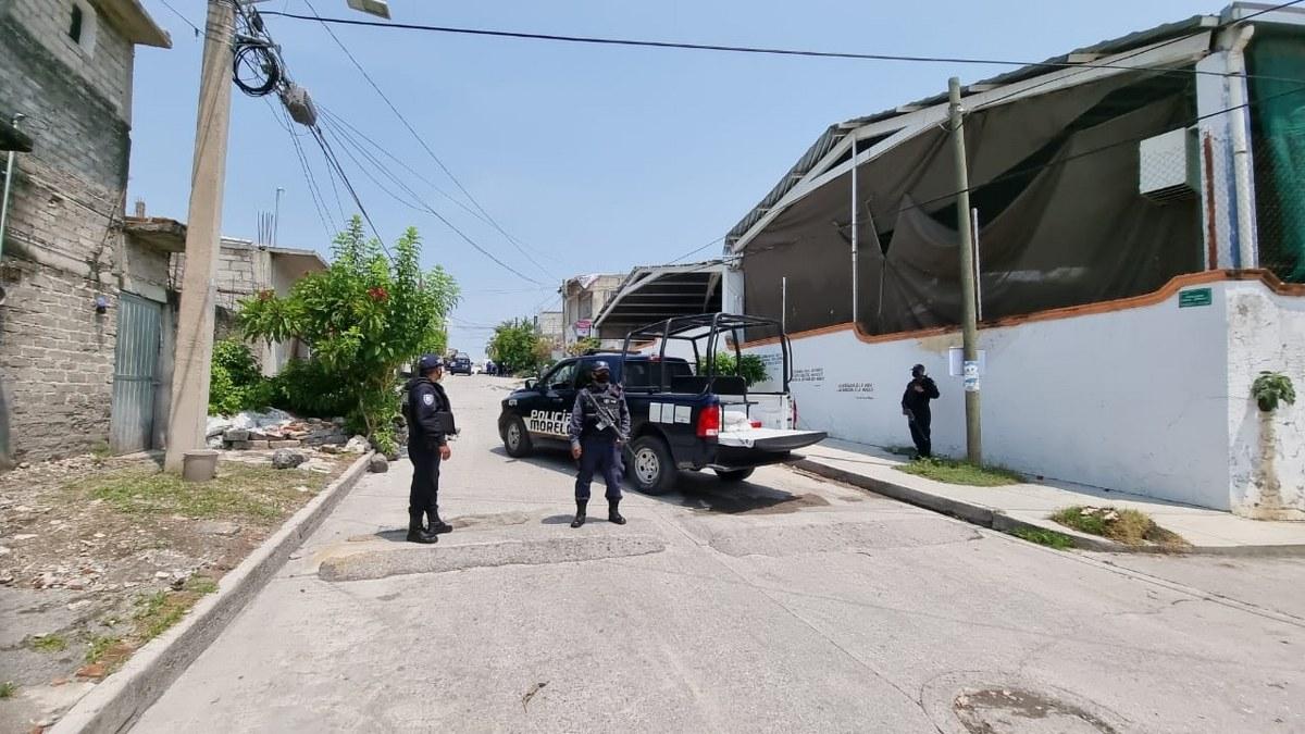 Buscan armas, droga y cadáveres en casa de candidato a diputado federal en Morelos 2