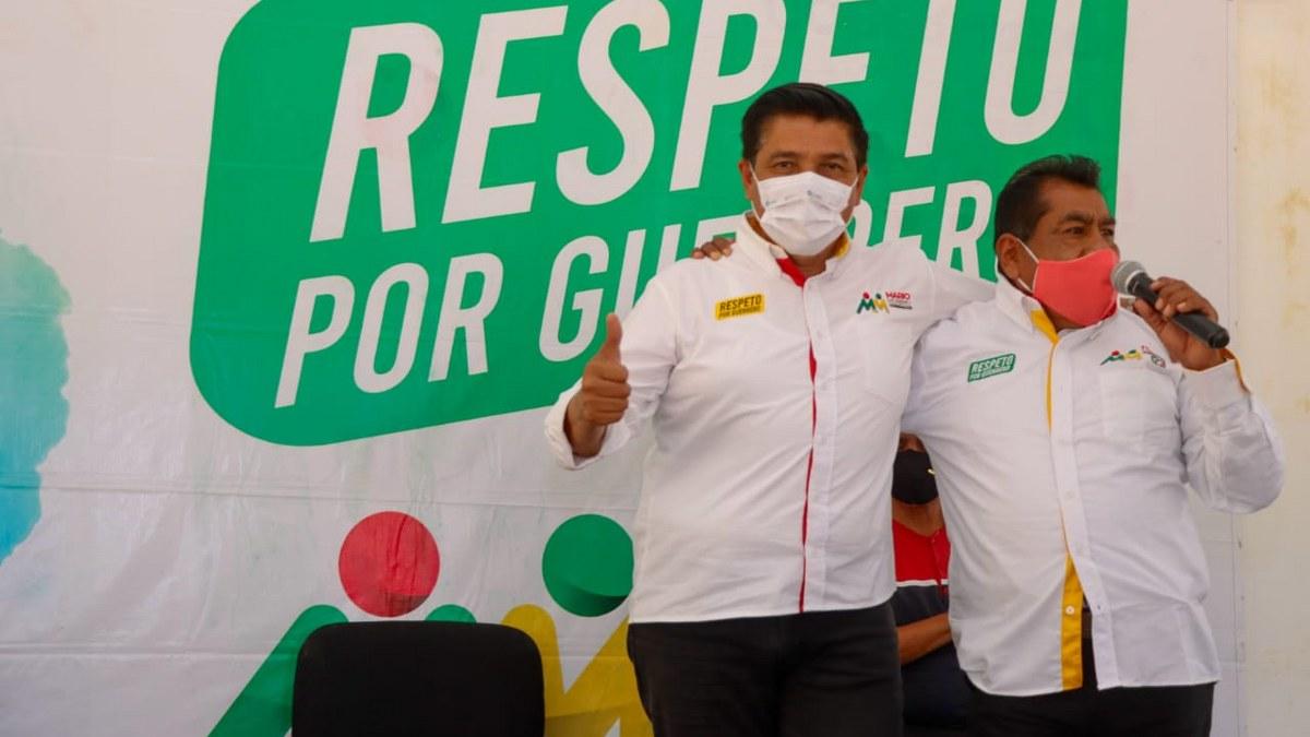 Más líderes de Morena se suman a Mario Moreno; le darán voto de confianza, anuncian 2