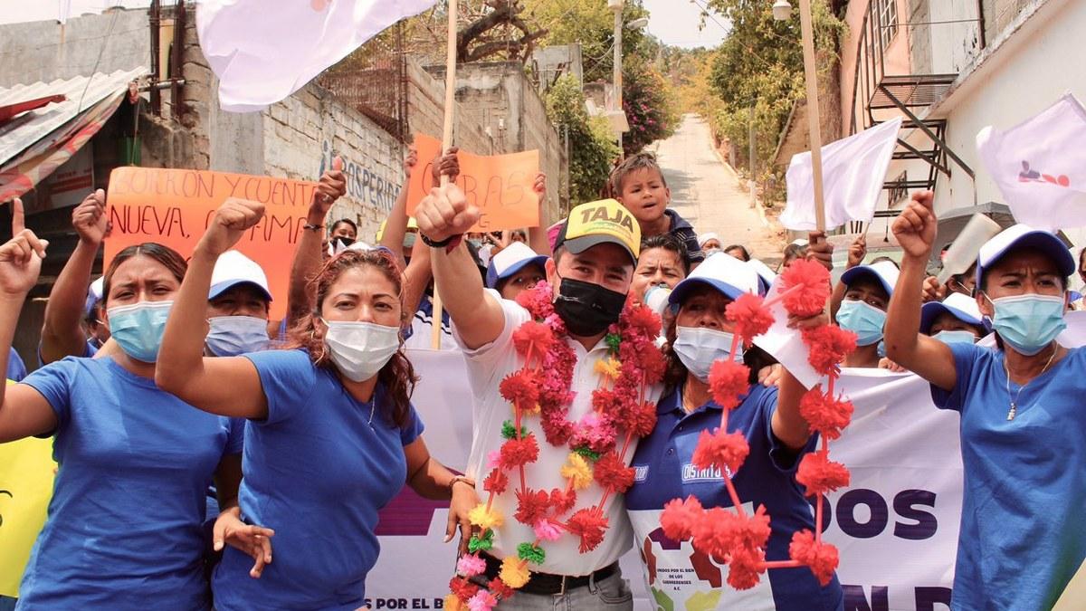 Acapulco tendrá botones de pánico contra la inseguridad: anuncia Ricardo Taja del PRI-PRD 2