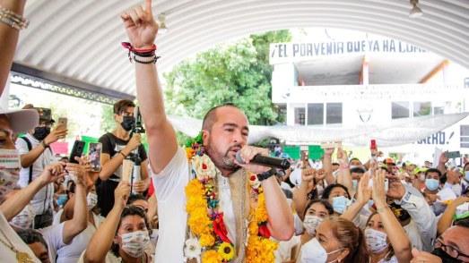 Más de 8 mil afiliados del SUSPEG votarán por Ricardo Taja en Acapulco 1