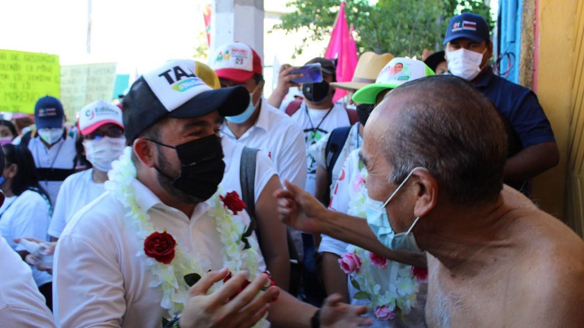 Trabajaremos con AMLO para que ya no haya negocios cerrados en Acapulco: Ricardo Taja 2