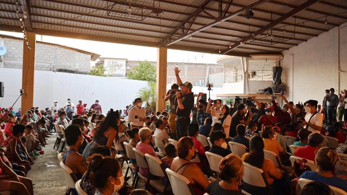 Ni un solo voto a Morena, piden exmorenistas y de MC a los acapulqueños 2