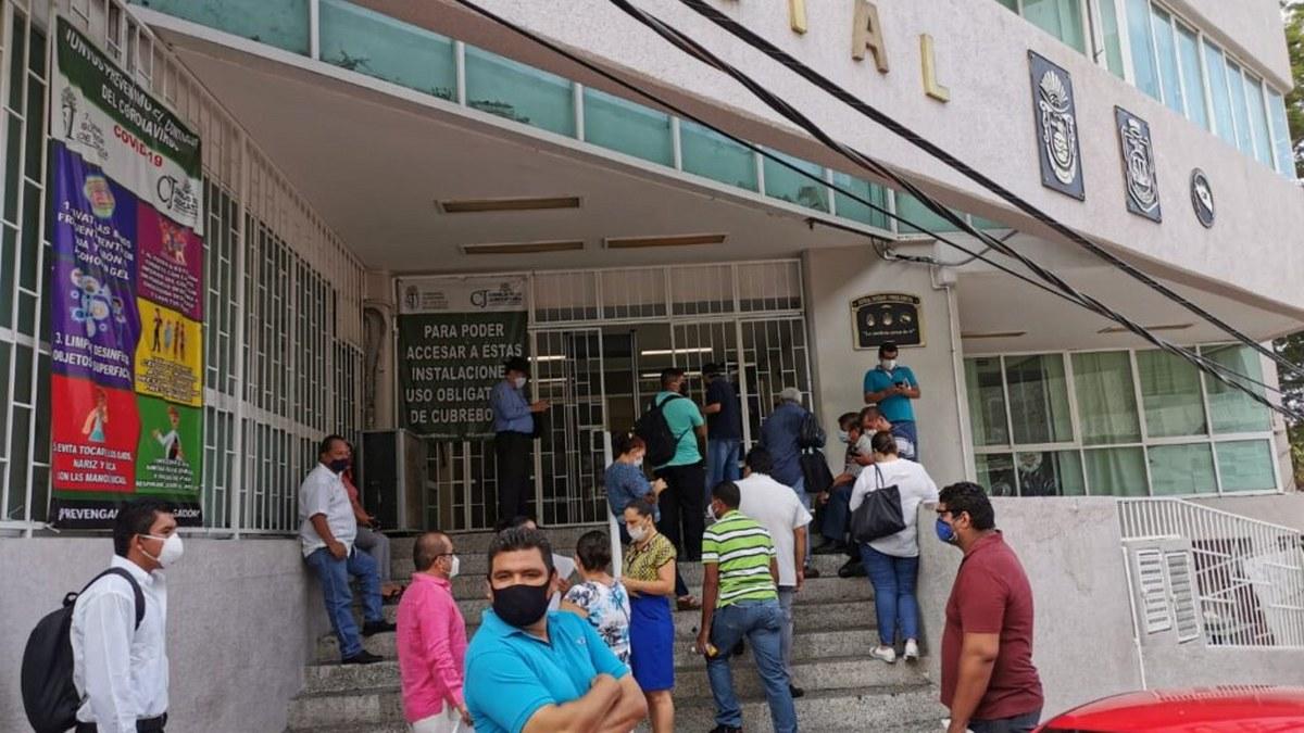 Tribunales están cerrados en Guerrero con semáforo en verde; el Poder Judicial sigue de vacaciones: abogado 1