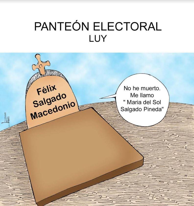 Panteón electoral   Luy 2