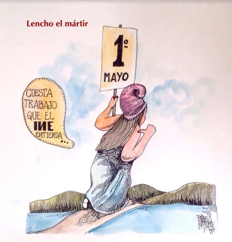 Lencho el mártir | Urrusti 2