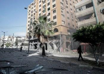 Israel y Gaza suman cinco días de enfrentamientos sin tregua 3