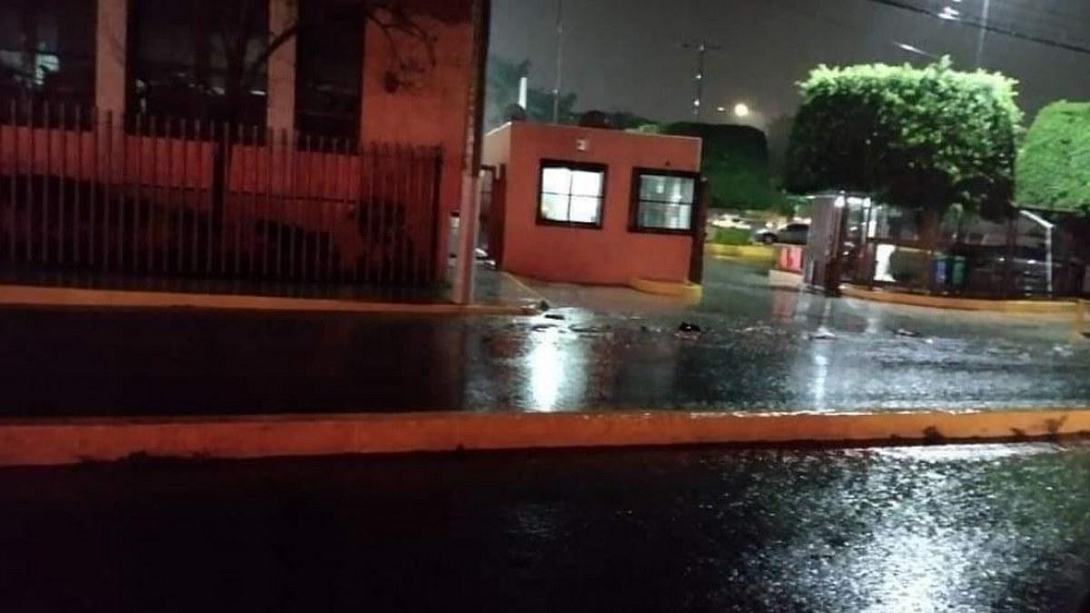 Primeras lluvias fuertes azotan en estas regiones de Guerrero 1