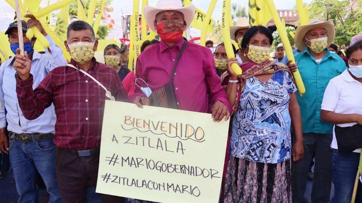 Rehabilitar carretera para unir a Guerrero y Morelos, pide Zitlala a Mario Moreno 2