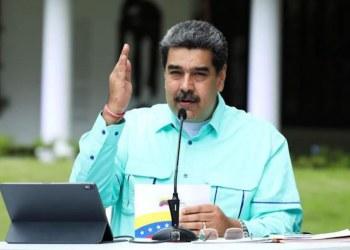 Maduro critica a EU por no donar vacunas antiCovid a Venezuela 2